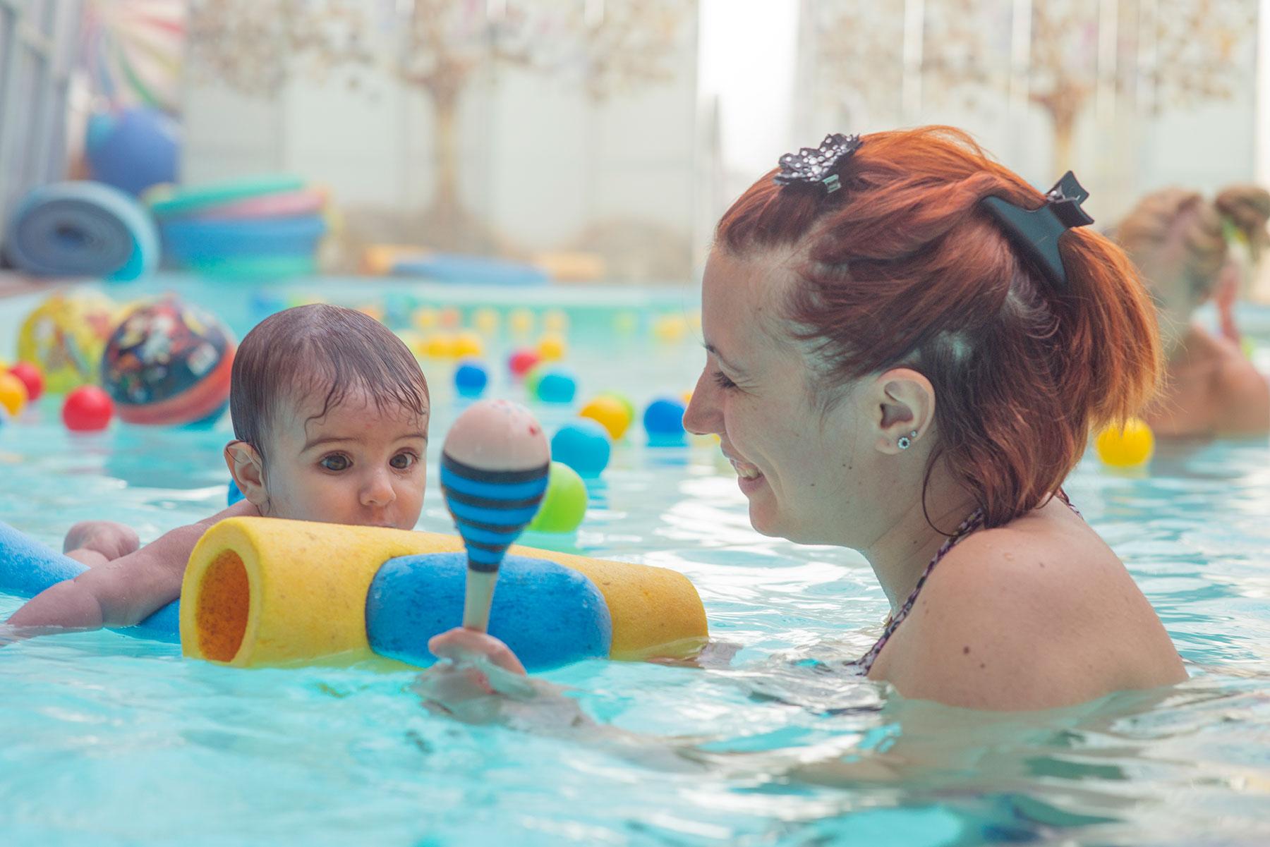 piscina per famiglie