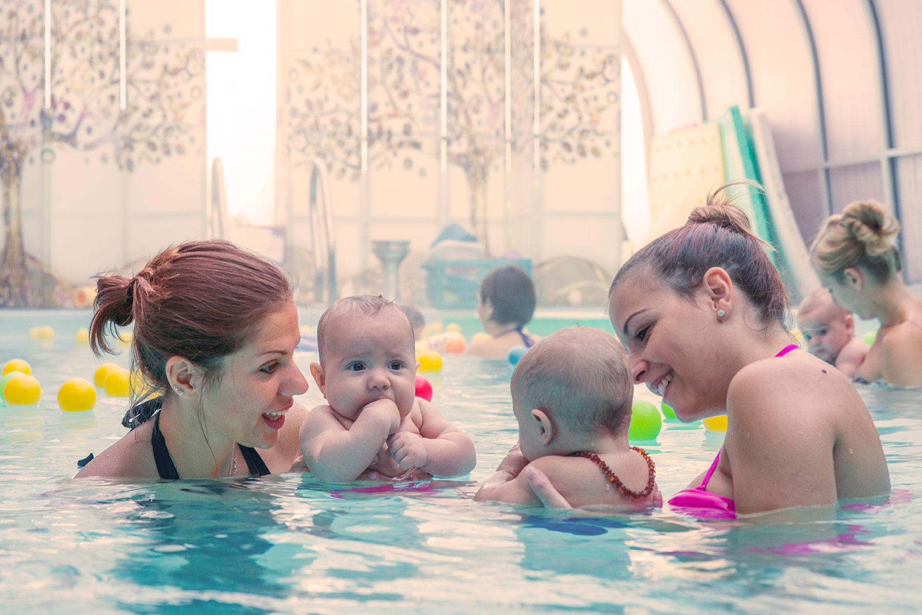 piscine per gravidanza