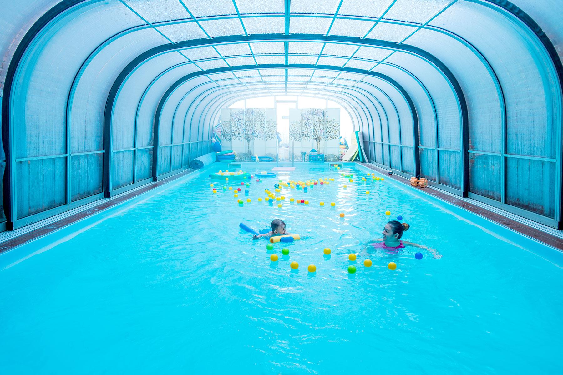 Piscina il mulino del benessere - Corsie per piscine ...