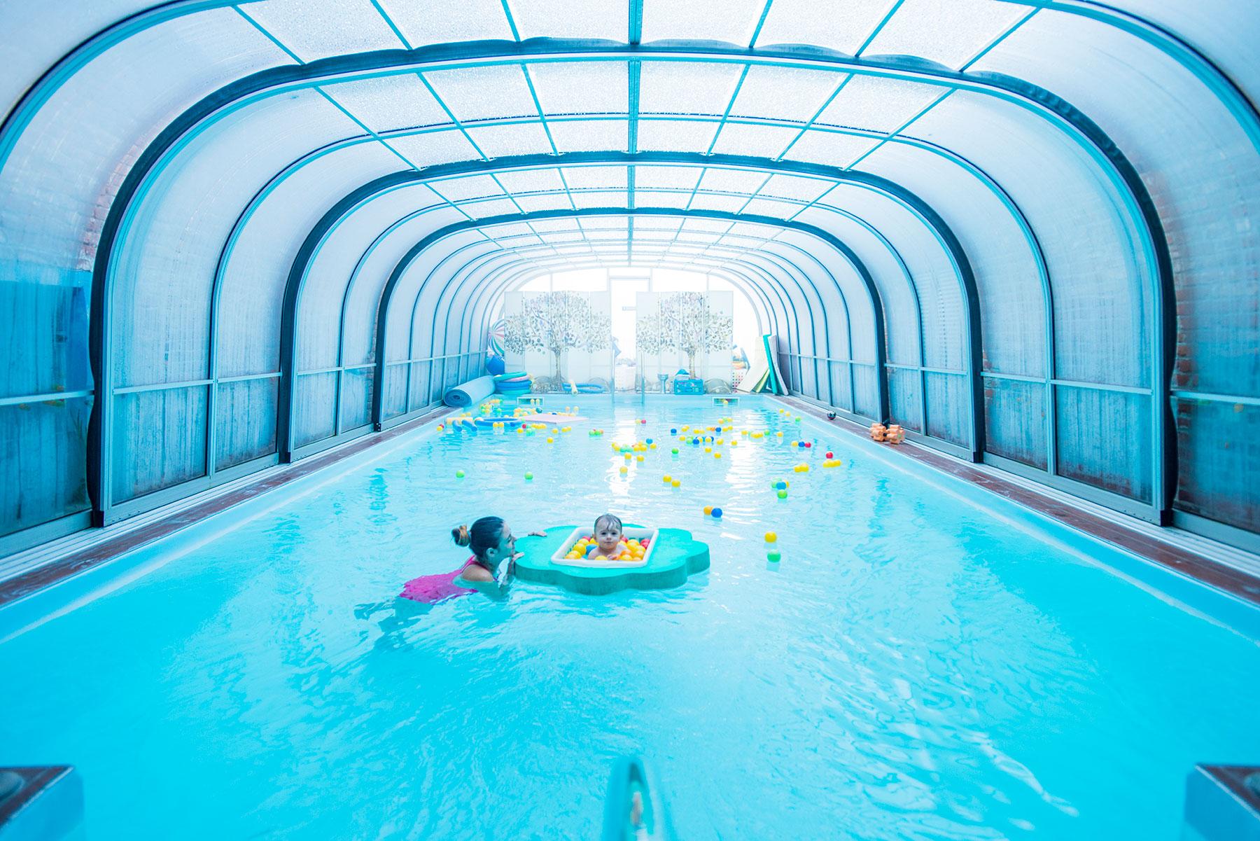 piscina acquaticità