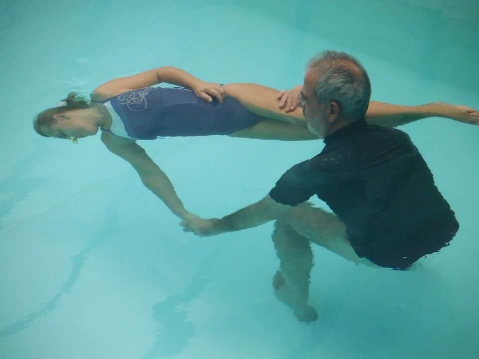 massaggi in acqua