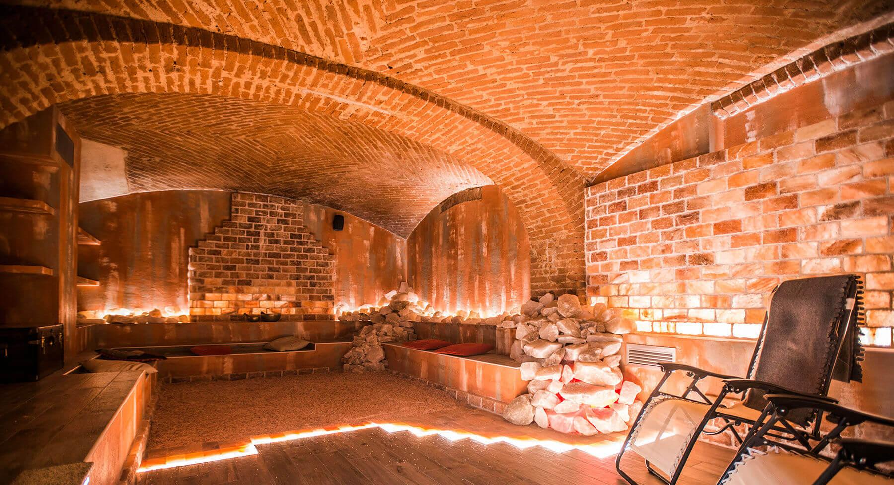 grotta sale haloterapia torino
