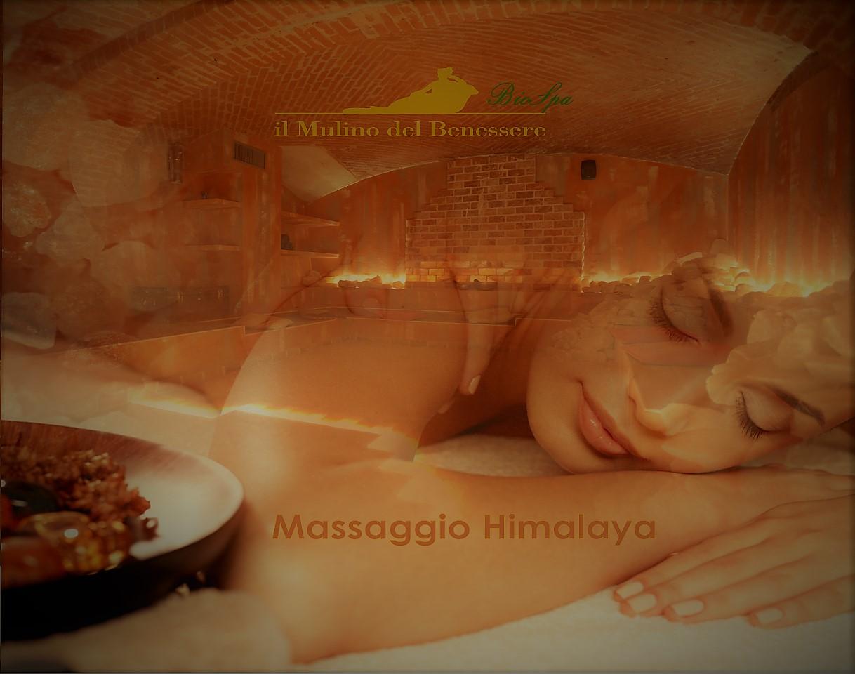 massaggio himalaya